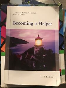Becoming a helper — Sixth Edition