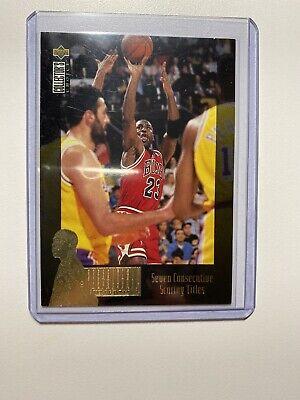 Michael Jordan 1995 Upper Deck Collector's Choice #JC9