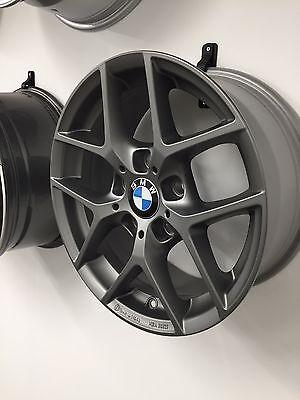 4X BORBET Y 7,5x17 ET43 Titan Matt 1er BMW E81 E87 F20 F21 E88 E82 Z4 E85 E89 online kaufen