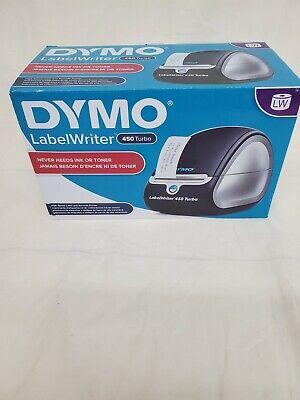 Dymo Labelwriter 450 Labelwriter Thermal Printer - Black
