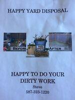 Happy Yard Disposal