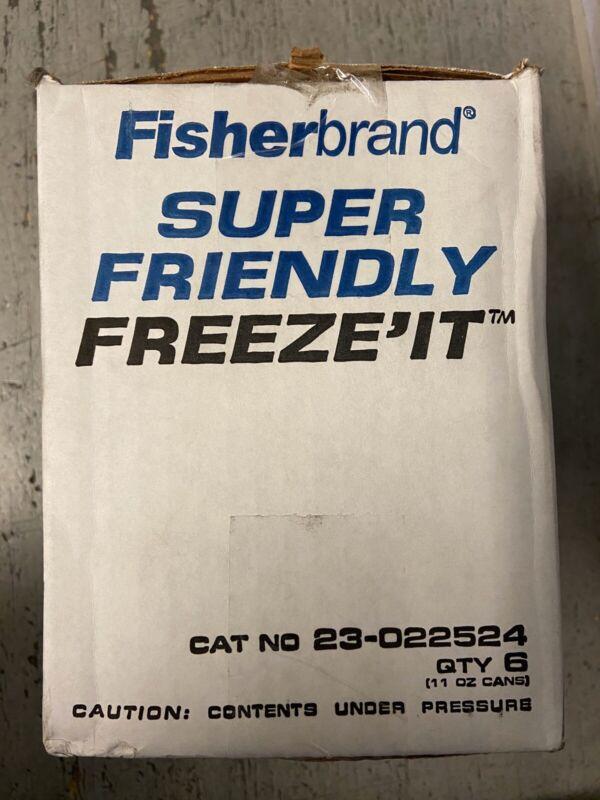 Fisherbrand Super Friendly Freeze It