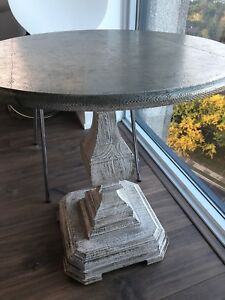 Pottery Barn Bistro/Side Table