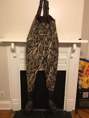 Oak Lacrosse Waders - LaCrosse MOSSY OAK TREE STAND INSULATED SIZE 10 WADERS