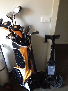 Golf clubs, Bag and buggy Derrimut Brimbank Area Preview