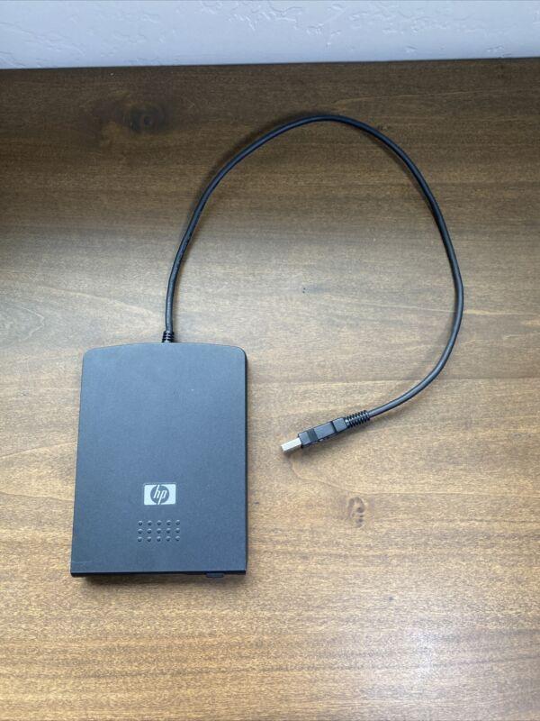 "HP USB External Floppy Disk Drive 3.5"" MPF82E Produced by Sony"