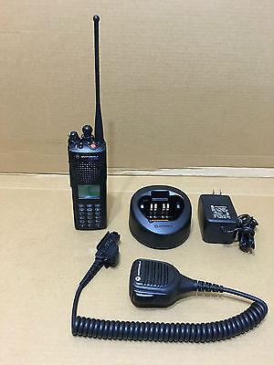 1-xts3000 P25 Motorola Police Fire 800 9600 Trunking Radio W Programming