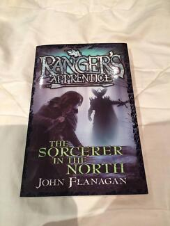 Ranger's Apprentice: The Sorcerer in the North Trigg Stirling Area Preview