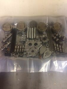Twin cam engine parts