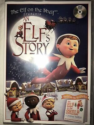The Elf On The Shelf Presents AN ELF'S STORY DVD (Elf Videos Elf On The Shelf Videos)
