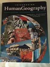 Introducing Human Geography- UWS Wilberforce Hawkesbury Area Preview