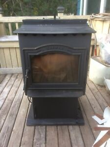 P38+ harman pellet stove for sale 900 Obo