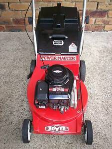 BRIGGS STRATTON ROVER 4 STROKE LAWN MOWER.CATCHER! Runcorn Brisbane South West Preview