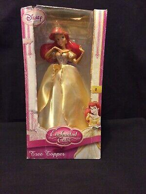 Disney Princess Ariel Little Mermaid Enchanted Tales Christmas Tree Topper
