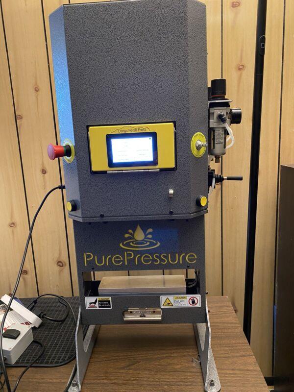 PurePressure Longs Peak Premium Rosin Press