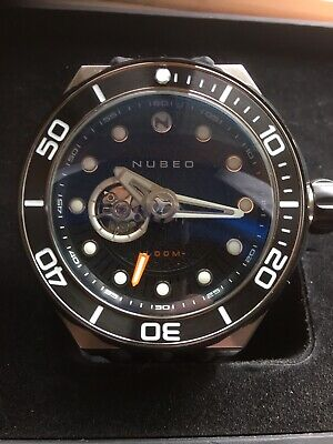 Nubeo 50mm Professional Automatic 300m Dive Watch