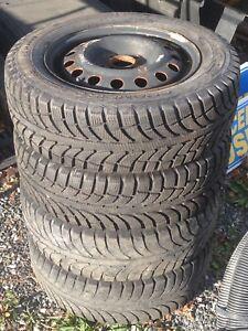 Champiro Ice pro 195/65R 15 snow tires