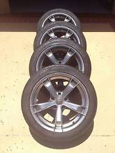 "17"" Advantek Wheels + Good Tyres! (5x120) Carina Heights Brisbane South East Preview"