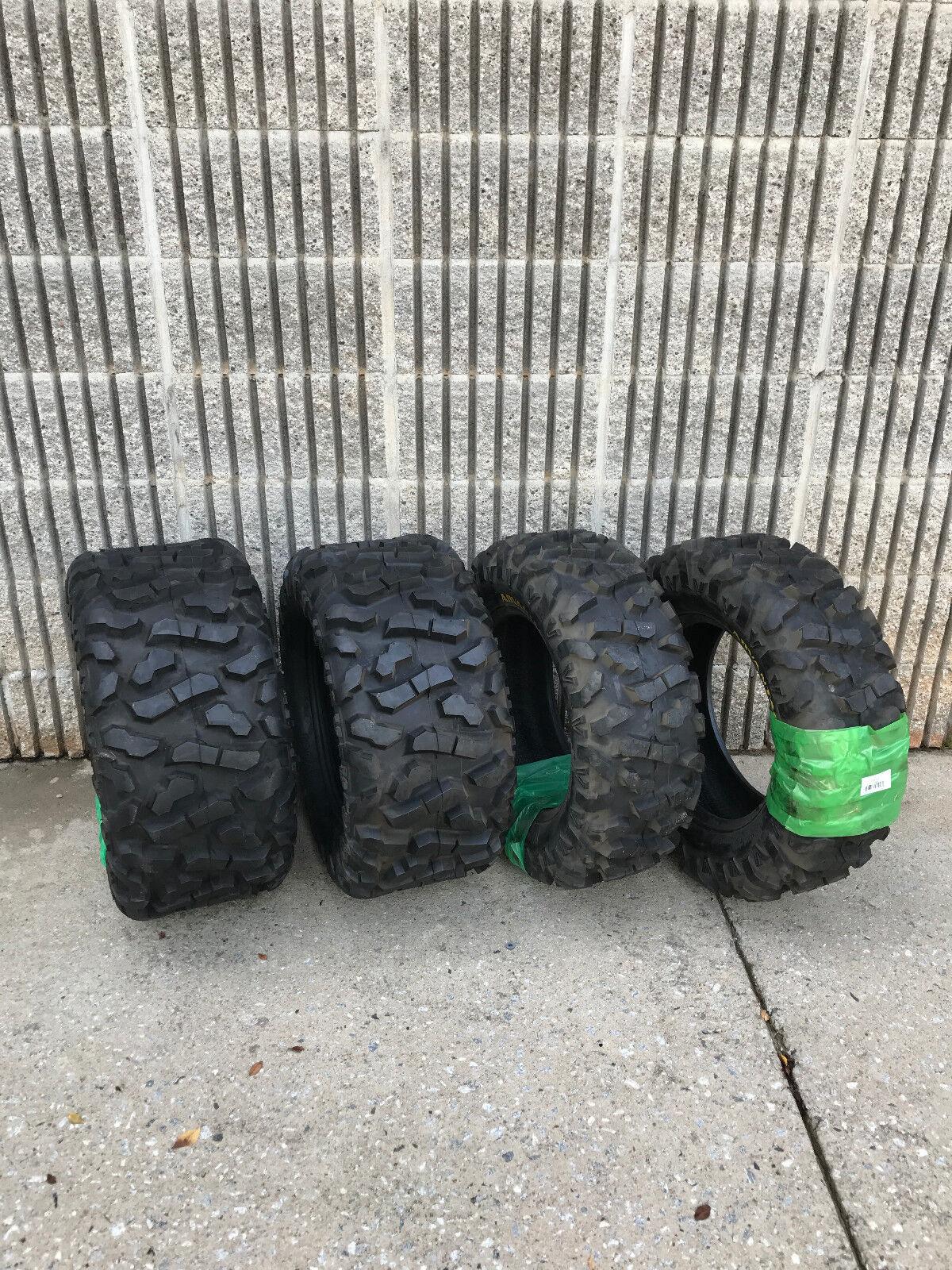 "4 New ATV/UTV 6Ply Radial 26"" Inch Tires for 12"" Inch Wheel (FREE SHIPPING!)"