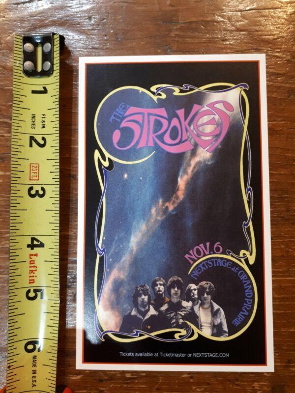 Strokes Handbill Concert Promo Original