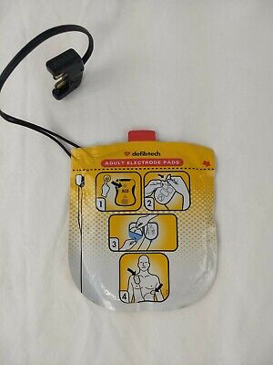 Defibtech Ddp-2001 Pads For Use With Ddu-2000 Lifeline Expires February 2020