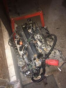 2006 Honda Civic motor