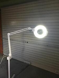Beauty pack!! Magnifying Lamp and UV Lamp!!! Altona North Hobsons Bay Area Preview