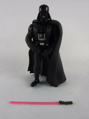 "STAR WARS Loose 3.75"" Hasbro Figure Toy - POTF Darth Vader"