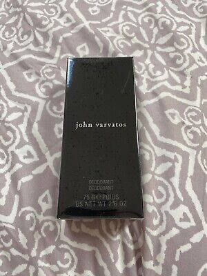 John Varvatos Roll On Deodorant ! New In Box !!