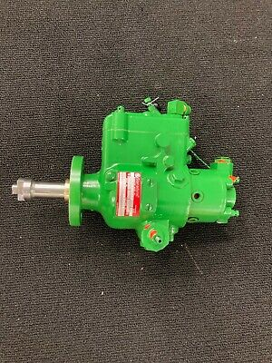 John Deere 4020 Ar32564 Roosa Diesel Fuel Injection Pump W Upgraded Weight Cage