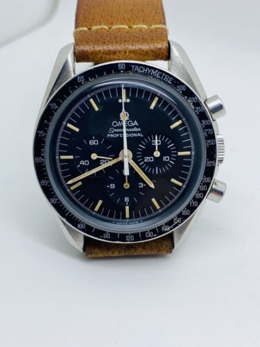 Omega Speedmaster Professional Moonwatch Straight Writing Reference 145022-69 - watch picture 1