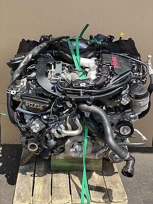 ✅ Motor OM 642.826 350 D 4-MATIC 258PS MERCEDES GLE COUPE C292 20TKM KOMPLETT