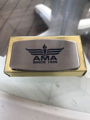 Vintage ZIPPO Advertising Pocket Knife Nail File Vg !