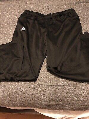 Adidas Mens Black Sweat Pants Size XXL