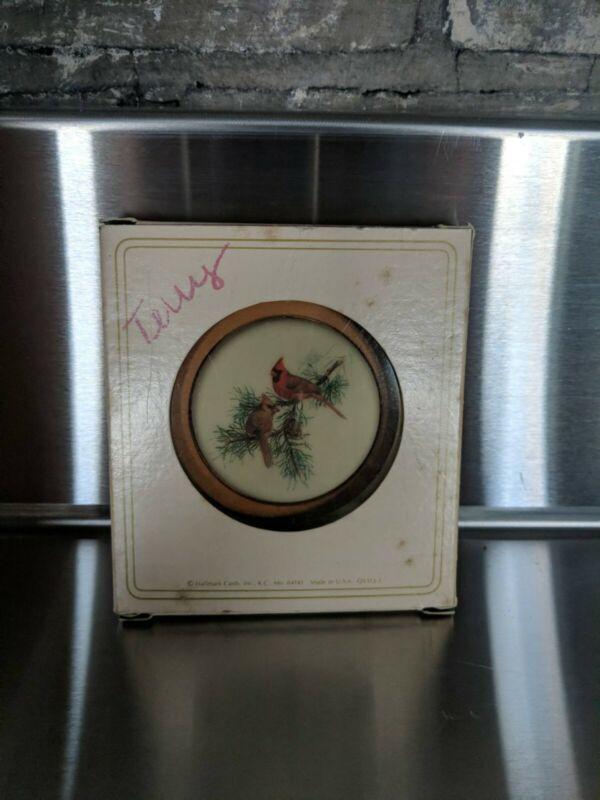 Christmas Ornament - 1st Edition Hallmark Wildlife 1982 - Cardinal