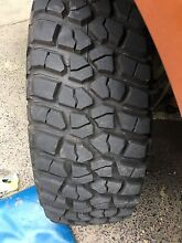 BF GOODRICH MUD TYRES Glenroy Moreland Area Preview