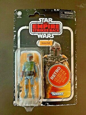 Star Wars Retro Collection Boba Fett Toy Action Figure 3.75 *NEW*