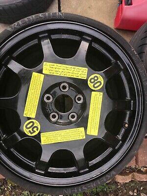 "JACK KIT 2015-2018 GENUINE AUDI Q2 18/"" SPACE SAVER WHEEL VW2"