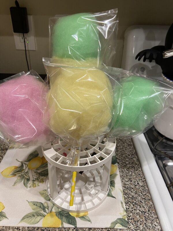 Faux Cotton Candy Fake Bake