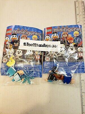 New Disney Lego Minifigures Series 2 71024 Frozen Elsa Anna Blind Bag