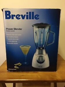 Breville blender Condon Townsville Surrounds Preview