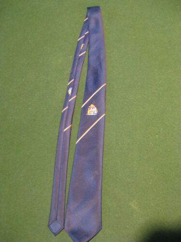 Tie - Royal Australian College Of Gen Practitioners - Retro 1980s (With Crest)