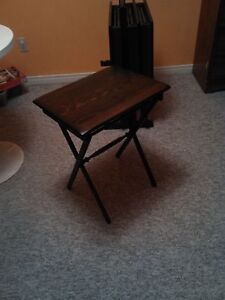 Solid pine TV tables London Ontario image 1