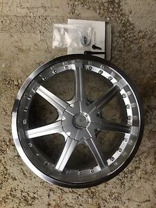 19 INCH 4 BOLT ICON RIMS
