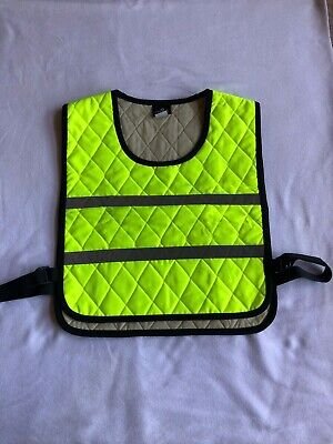 Cool Medics Reflective Safety Construction Vest Tabard Style Poncho Type