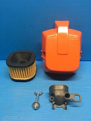 HUSQVARNA 362 365 371 372XP CHAINSAW HIGH TOP AIR FILTER KIT------FREE SHIPPING