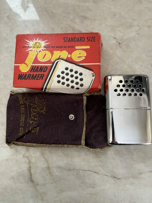 Vintage Jon-e Hand Warmers