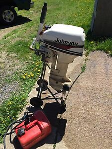 1998 Johnson outboard