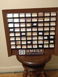 Vintage Omega Needle Stylus Dealers Box