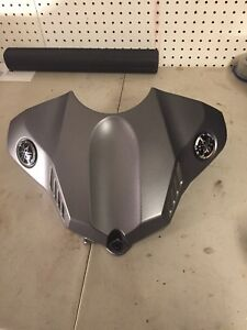 2016 Yamaha R1 Tank Cover OEM Mint Cowl